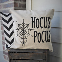 Hocus Pocus Pillow Cover - Halloween Pillow Cover