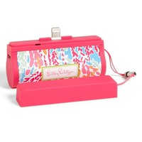 Lilly Pulitzer 'Let's Cha Cha' iPhone 5 Mobile Charger