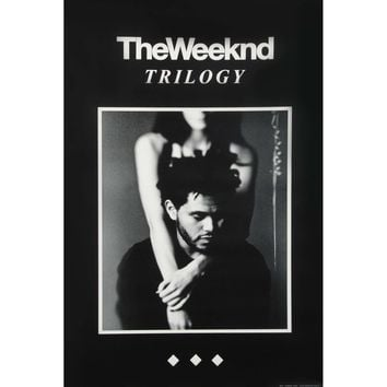 Weeknd Domestic Poster