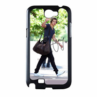 One Direction Harry Styles Hello Samsung Galaxy Note 2 Case