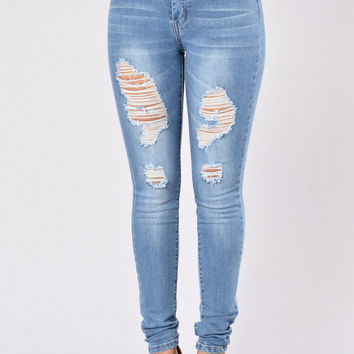 Better On the Other Side High Waist Jean - Medium