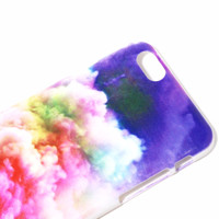 Tumblr Grunge Smoke iPhone Case