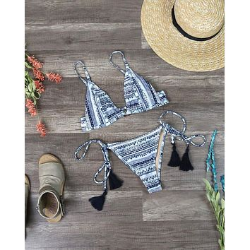 Final Sale - Somedays Lovin - Ipanema Triangle Bikini Separates