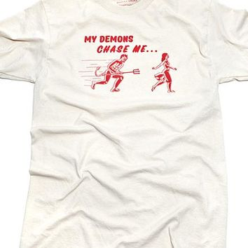 My Demons Chase Me T-Shirt