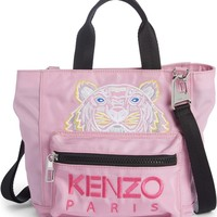 KENZO Mini Kanvas Embroidered Tiger Tote | Nordstrom
