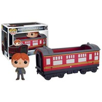 Harry Potter Hogwarts Express Vehicle w/ Ron Weasley Pop!
