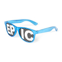 Epic Perforated Lens Frames