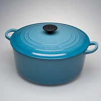 Le Creuset 5.5-Quart Round French Oven, Caribbean - Casseroles & Dutch Ovens - Bloomingdales.com