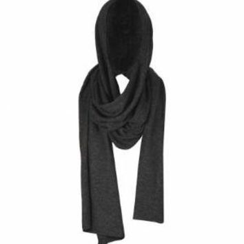 All Saints Wilmot Hooded Scarf