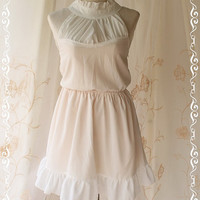 Princess Of Seasons II  Cutie Ivory by LovelyMelodyClothing