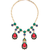 Eastern Blossom Necklace