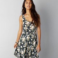 Don't Ask Why Fit & Flare Dress