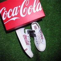 KITH x Coca-Cola x Converse Shoes 35-44