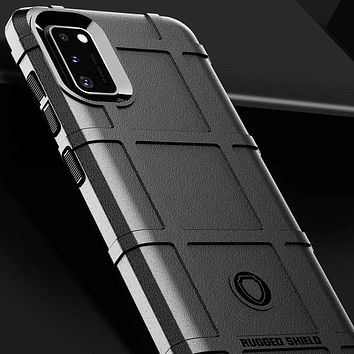 Rugged Shield Case For Samsung Galaxy A41 Defender Armor Drop resistance Cover