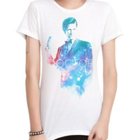 Doctor Who My Doctor Girls T-Shirt