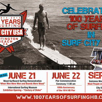 100 Years of Surfing