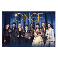 Once Upon A Time Cast Poster