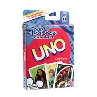 1 X Disney Channel UNO Card Game
