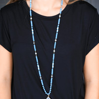 The Emily Necklace, Blue | BPD