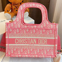 Dior New Fashion More Letter Print Shopping Leisure Crossbody Bag Shoulder Bag