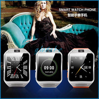 New Smart Bluetooth Watch GV08 for iPhone Android Smart Phone Wrist Watches With 1.3MP Camera Support SIM Card 32GB TF Card Anti-lost