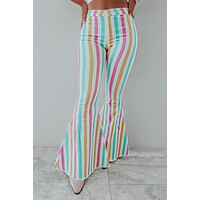 Just A Little Something Bell Bottoms: Multi