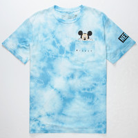 NEFF Disney Collection Peek Mickey Mens Pocket Tee | Pocket Tees