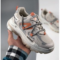 Adidas new platform old shoes casual women's shoes