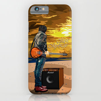 Music is My Life iPhone 4 4s 5 5c 6, ipad, pillow case, tshirt and mugs iPhone & iPod Case by Three Second