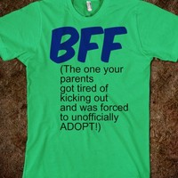 BFF - The Adopted ONE! - Connected Universe