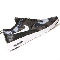 Women's Nike Air Max Thea Print Black&White 599408-007