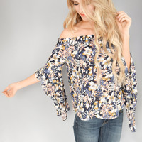 Cali Girl Off Shoulder Top