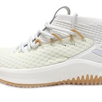 Dame 4 Mens in Non Dyed by Adidas