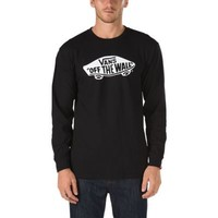 OTW Long Sleeve T-Shirt | Shop at Vans