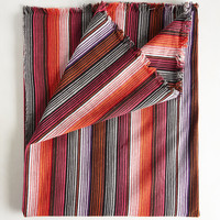 Creatively Connected Picnic Blanket in Stripes | Mod Retro Vintage Decor Accessories | ModCloth.com