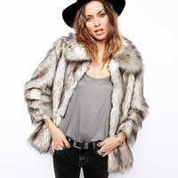 ASOS Vintage Faux Fur Coat-----I BOUGHT THIS AND IT'S WORTH IT IT'S BEAUTIFUL JUST FYI