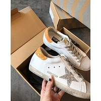 Golden Goose Ggdb Golden Goose Ggdb Superstar Sneakers Style #4