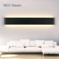 NEO Gleam Modern Led wall lights lamp living room bedroom wall lights makeup dressing room bathroom Aluminum led mirror fixtures