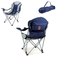Reclining Camp Chair - Boston Red Sox