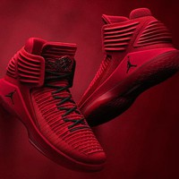 Air Jordan 32 Retro All Red US7-12