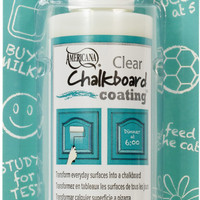Americana® Chalkboard Paint Clear Coating