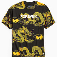 Wu Wear Forever Dragon Tee   Urban Outfitters
