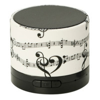 Music Note Bluetooth Speaker