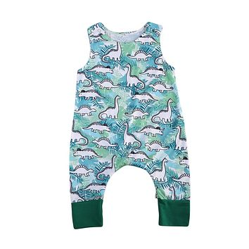 Land Before Time Romper