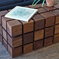 Floating Magnetic Table