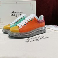 Alexander Mcqueen Oversized Sneakers With Air Cushion Sole Reference #16 - Best Online Sale