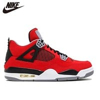 Jumpman AJ4 4s Retro Oreo pure white What The Cool Grey Mens Womens Basketball Shoes Cactus Jack men Sports Sneakers shoes