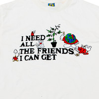 ALL THE FRIENDS I CAN GET - Teenage