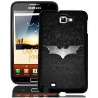 Amazon.com: Batman The Dark Knight - Samsung Galaxy Note (I717-I9220-N7000) Hard Shell Snap-On Protective Case: Cell Phones & Accessories