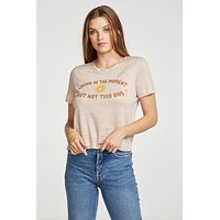 Living in the Moment Tee